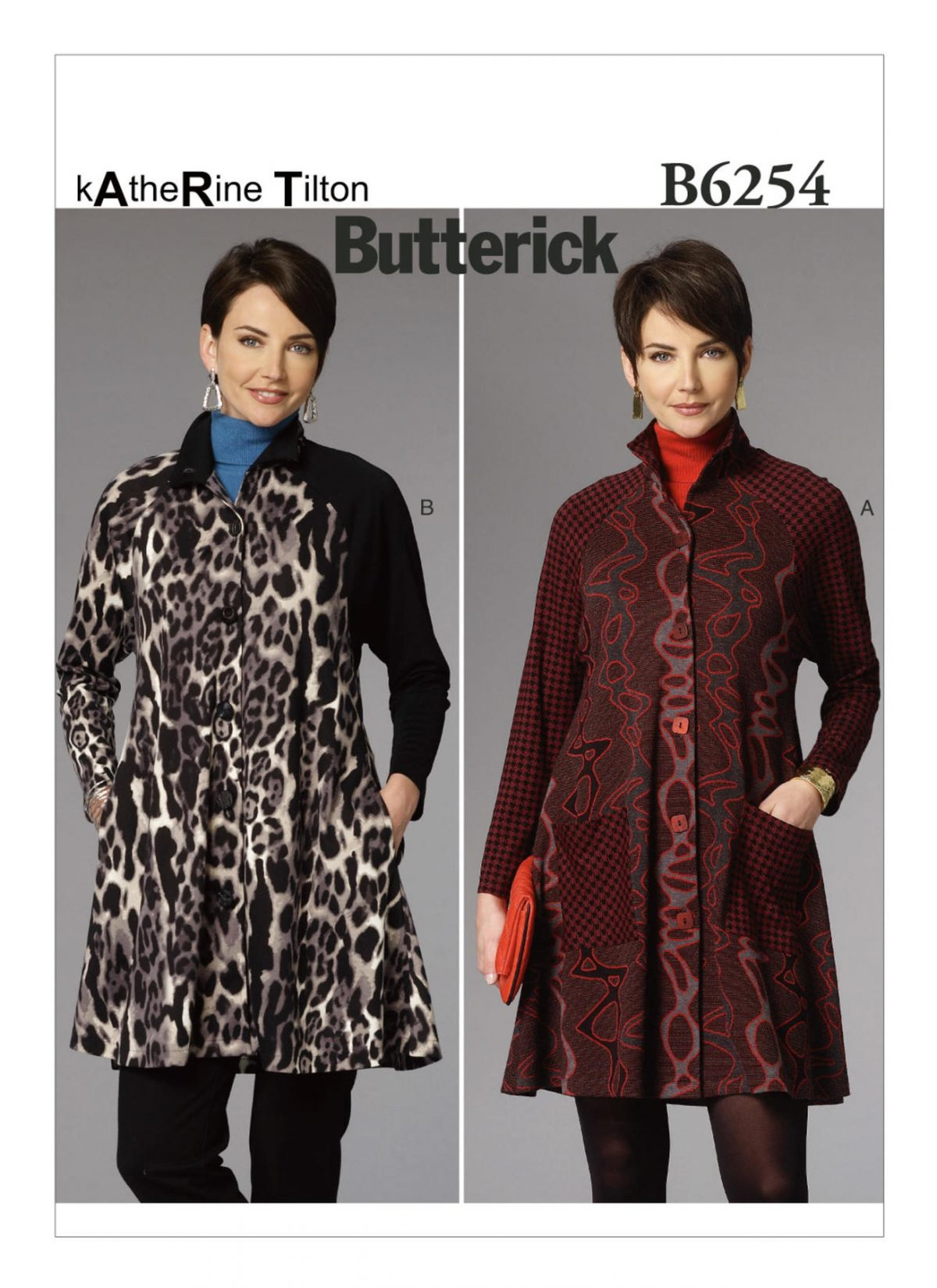 #B6254 Butterick Blog Fabricville
